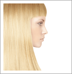 blonde hair coloring